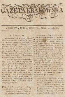 Gazeta Krakowska. 1824, nr40