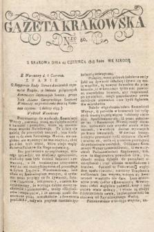 Gazeta Krakowska. 1818, nr50