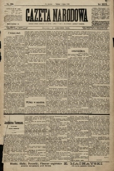 Gazeta Narodowa. 1899, nr180