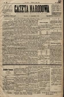 Gazeta Narodowa. 1899, nr181