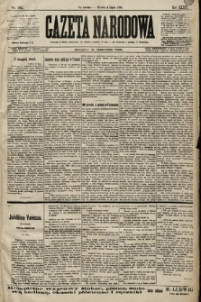 Gazeta Narodowa. 1899, nr183