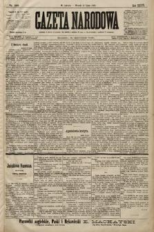 Gazeta Narodowa. 1899, nr190