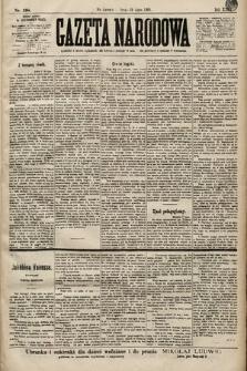 Gazeta Narodowa. 1899, nr198