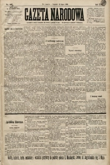 Gazeta Narodowa. 1899, nr202