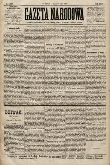Gazeta Narodowa. 1899, nr207