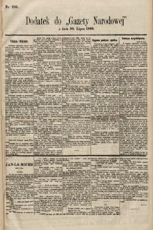 Gazeta Narodowa. 1899, nr210