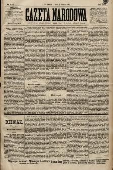 Gazeta Narodowa. 1899, nr212
