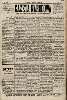 Gazeta Narodowa. 1899, nr220