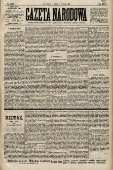 Gazeta Narodowa. 1899, nr221