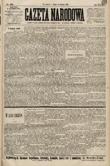 Gazeta Narodowa. 1899, nr228