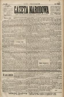 Gazeta Narodowa. 1899, nr230