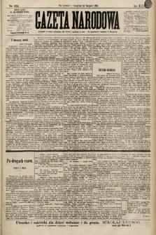 Gazeta Narodowa. 1899, nr234