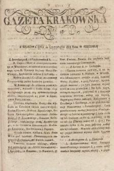 Gazeta Krakowska. 1818, nr93