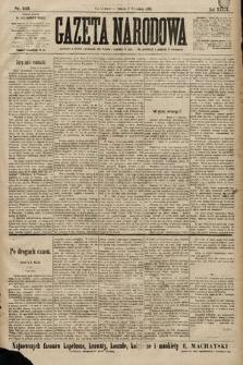 Gazeta Narodowa. 1899, nr243