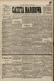 Gazeta Narodowa. 1899, nr251