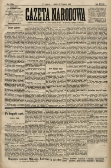 Gazeta Narodowa. 1899, nr258