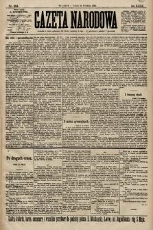 Gazeta Narodowa. 1899, nr264
