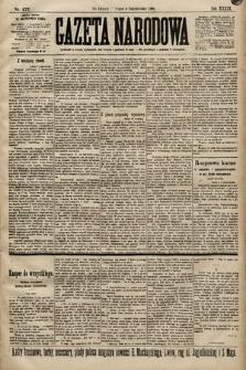 Gazeta Narodowa. 1899, nr277