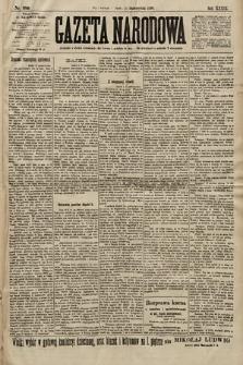 Gazeta Narodowa. 1899, nr289