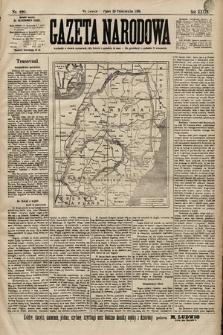 Gazeta Narodowa. 1899, nr291