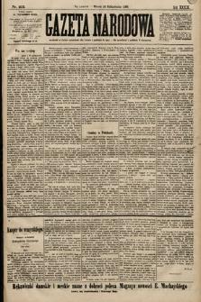Gazeta Narodowa. 1899, nr295