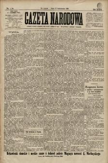 Gazeta Narodowa. 1899, nr298
