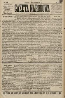 Gazeta Narodowa. 1899, nr306