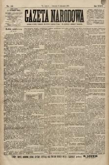 Gazeta Narodowa. 1899, nr311