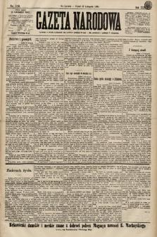 Gazeta Narodowa. 1899, nr319
