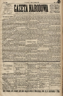 Gazeta Narodowa. 1899, nr340