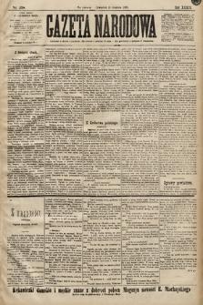 Gazeta Narodowa. 1899, nr358