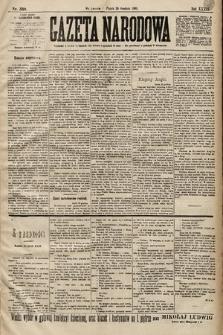 Gazeta Narodowa. 1899, nr359