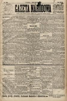 Gazeta Narodowa. 1899, nr360