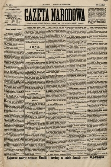 Gazeta Narodowa. 1899, nr361