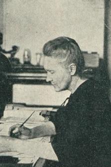 Wizerunek Marii Skłodowskiej-Curie w prasie polskiej — lata 1903-1939