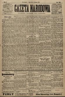 Gazeta Narodowa. 1903, nr6