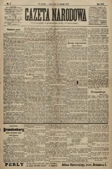 Gazeta Narodowa. 1903, nr7