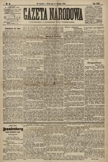Gazeta Narodowa. 1903, nr16