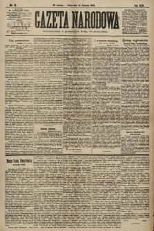 Gazeta Narodowa. 1903, nr19