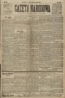 Gazeta Narodowa. 1903, nr20