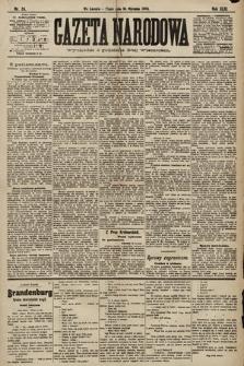 Gazeta Narodowa. 1903, nr24