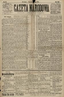 Gazeta Narodowa. 1903, nr33