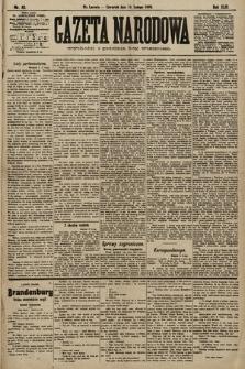 Gazeta Narodowa. 1903, nr40