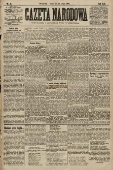 Gazeta Narodowa. 1903, nr41