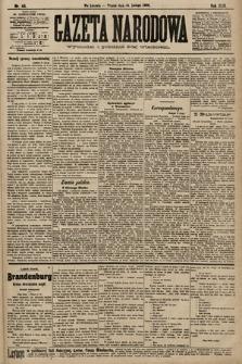 Gazeta Narodowa. 1903, nr44