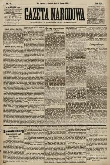 Gazeta Narodowa. 1903, nr46