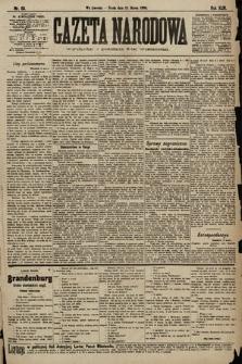 Gazeta Narodowa. 1903, nr63