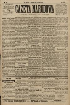 Gazeta Narodowa. 1903, nr67