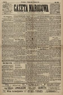 Gazeta Narodowa. 1903, nr78