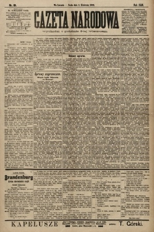 Gazeta Narodowa. 1903, nr80